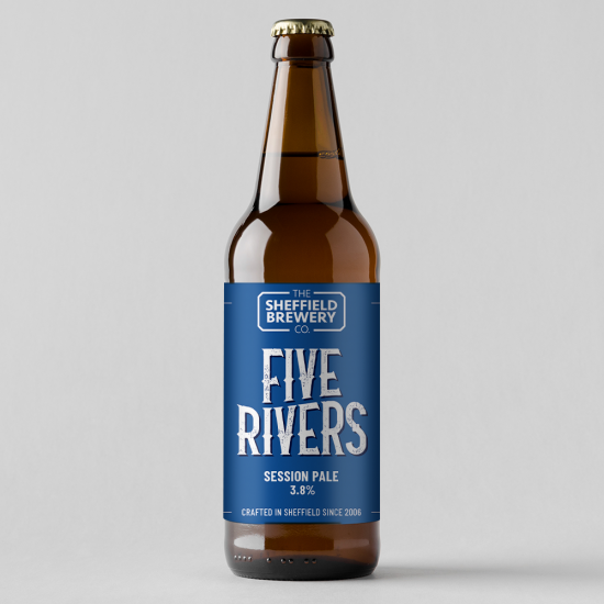 Case of 12 - Five Rivers - 500ml